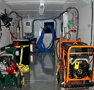 Propak 100 Mobile Spray Foam Rig Graco Reactor And Fusion