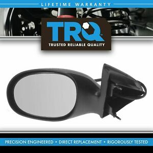 Side View Power Mirror Black Driver Left Lh For Intrepid Concorde 300m