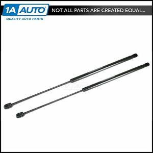 Hood Lift Supports Pair Set For 98 02 Chevy Camaro