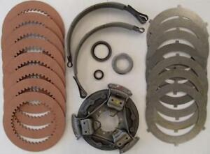 New Complete Steering Clutch Kit Made To Fit John Deere 450 Crawler Dozer