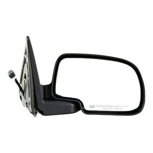 Power Mirror For 1999 2002 Chevrolet Silverado 1500 Standard Type Heated Right
