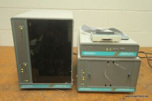 Beckman System Gold Hplc Solvent Module 126 Diode Array 168 Analog Interface 168