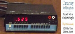 1 Used Data Precision 1750 Digital Multimeter