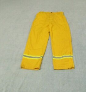 Pia Firefighter Wildland Pants W reflector Stripes various Sizes New