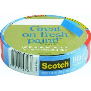 6 Pk 3m Scotch Safe release With Edge lock Painter s Masking Tape 2080el 1n