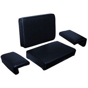 Complete Seat Cushion 4pc Set For Case 450 850 1150 Early Style Loader Dozers