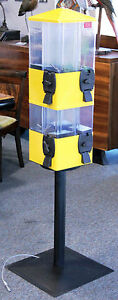 U Turn U turn Vending Candy Bulk Machines Yellow Terminator Candy Gum 8 Selectio