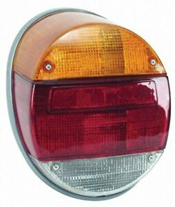 Vw Bug Left Or Right Complete Universal Tail Light Assemblie 73 79 98 9452 b