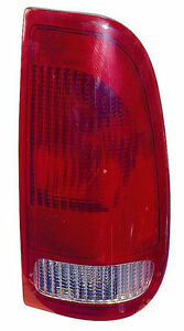 Tail Light Assembly Passenger Side Right Fits Ford F Series Pickup Styleside