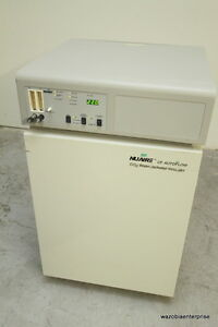 Nuaire Cf Autoflow Co2 Water jacketed Incubator Model Nu 1500