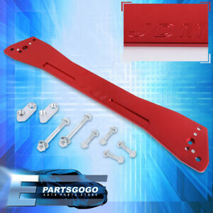 92 95 Civic Eg Ef 93 97 Del Sol Jdm Rear Suspension Tie Bar Subframe Red