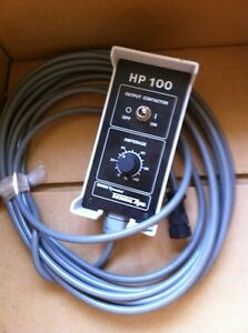 Thermal Arc Finger Tip Amp Control For Fabricator 181i 10 4014 Thermal Dynamics