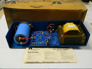 New Acme Standard Power Dc Power Supply Spw 24 7 2 24 Volt 7 2 Amp A 7 2a