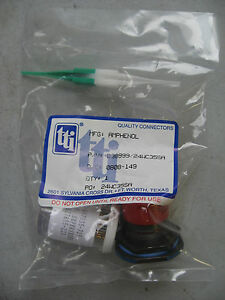 New Amphenol Aerospace Circular Mil Spec Connector Kit D38999 24wc35sa 22p