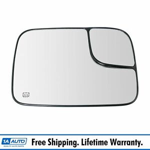 Dorman Power Heated Convex Side Mirror Glass Passenger Rh For Ram W Tow Package