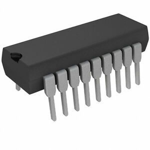 qty 10 Microchip Pic16c620a 04 p Pic Microcontrollers dip 18 usa Seller