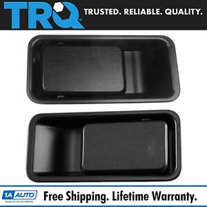 Trq Door Handles Outside Exterior Left Right Pair Set For 87 06 Jeep Wrangler