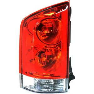 Tail Light For 2005 2015 Nissan Armada Driver Side