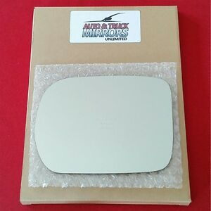 New Mirror Glass For 03 08 Honda Pilot Driver Left Side Lh Fast Shipping
