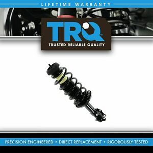 Trq Complete Loaded Shock Strut Spring Assembly Front Lh Or Rh For Golf Jetta