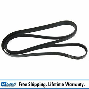 Ac Delco 6k956 Serpentine Belt For Chevy Buick Cadillac Ford Gmc Mercury