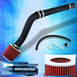 96 00 Honda Civic Ex Si Mt Jdm Black Piping Cold Air Intake With 2 75 Filter