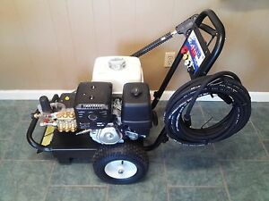 Be 4000 Psi 4 Gpm Cold Water Pressure Washer With Comet Pump