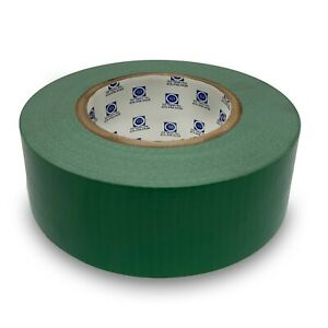 Green Duct Tape 2 x50m 1 Case 24 Rolls 4 59 Roll Free Shipping