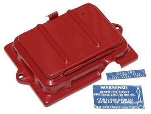 8n5162 Battery Cover With Access Door Decals For Ford 8n Tractor