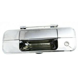 Tailgate Handle For 2007 2013 Toyota Tundra Chrome