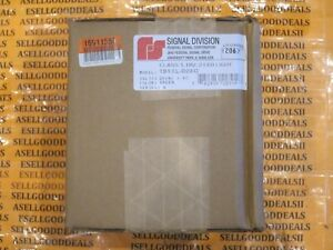 Federal Signal 191xl 024g Led Light Hazardous Locations 24vac dc 191xl024g New