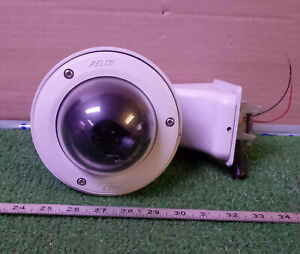 1 Used Pelco Dnv9 Camera W ics110 pg Dome Mount make Offer
