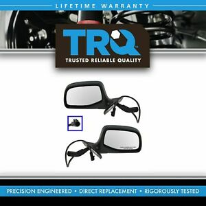 Trq Power Side View Mirrors Set Of 2 For 93 96 Ford F150 Lightning