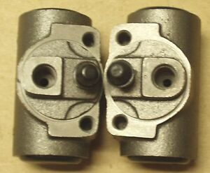 51 52 53 54 Chevy Pick Up Truck Rear Wheel Cylinders 3100 3200 Series 1 2 Ton