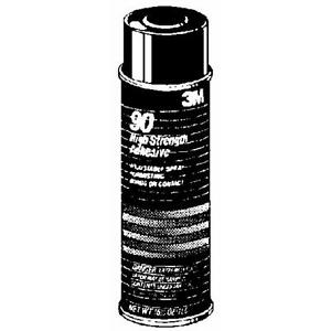 12 Cans 17 Oz high strength Contact Type Adhesive Spray 90