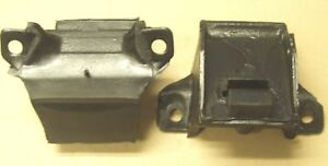 Chevy Buick Pontiac Olds Engine Motor Mounts Pair L R With Oldsmobile Engine