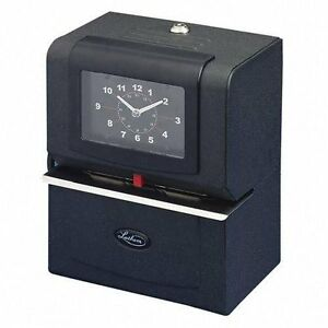 Lathem Time 4004 4000 Series Heavy Duty Automatic Time Recorder Month Date