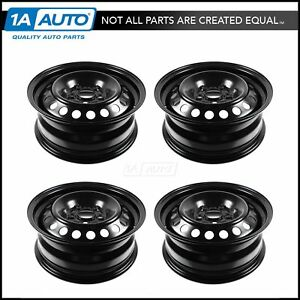 15 Inch Steel Replacement Wheel Rim New Set Of 4 For 12 13 Ford Focus