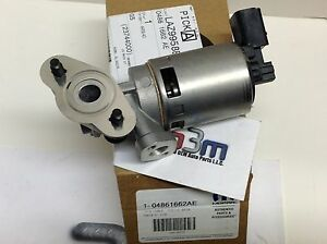 05 07 Dodge Grand Caravan Chrysler Town Country 3 3l Or 3 8l Egr Valve New Oem