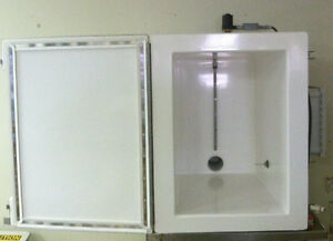 Blast Cabinet Freezer 12 Cf Cubic Foot Co2 Or Nitrogen Tank