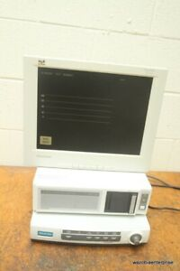 Marquette Solar 8000 Patient Monitor With Direct Digital Writer Series 7160