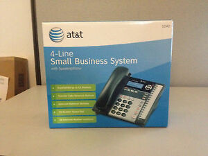 At t 4 line Small Business System Phone s