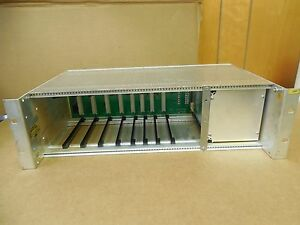 Sca Power Supply W Slot Rack 32 1bl2 115 Volt 24 Volt 245 Va 4 Amp Used