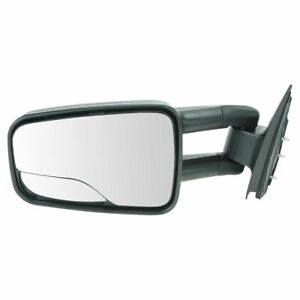 Trail Ridge Tow Mirror Telescoping Manual Left Lh Driver Side For Chevy Pickup