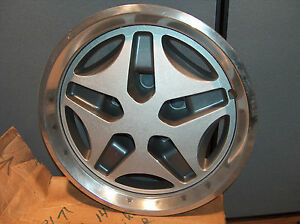 1980 To 1983 Amc Spirit Hub Cap Mag Style Made In Usa New Old Stock Nos