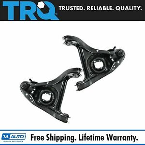 Front Lower Control Arm W Ball Joint Pair Set For Buick Cadillac Chevy Pontiac