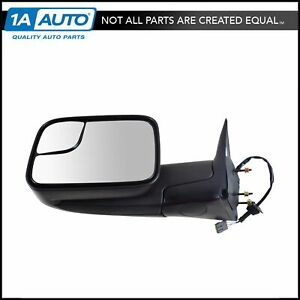 Trail Ridge Towing Mirror Power Flip Up Support Bracket Left Lh For 94 97 Ram