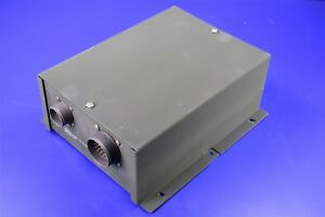 Military Generator Relay Box Part 72 2209 For Set Mep 005a Mep 104a Mep 114a