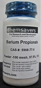 Barium Propionate Powder 100 Mesh 97 5 100g
