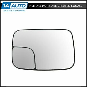 Dorman Tow Package Convex Manual Mirror Glass Passenger Side Right For Ram